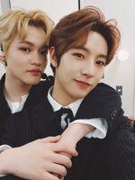 Chenle & Renjun Feb 9, 2019