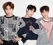 Taeil Johnny Doyoung Vivi Magazine (June 2019) 4