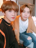 Haechan & Johnny Dec 10, 2018