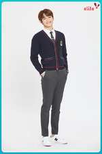 Lucas (Elite School Uniform)
