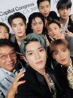 NCT 127 + Sooman August 7, 2019 (1)