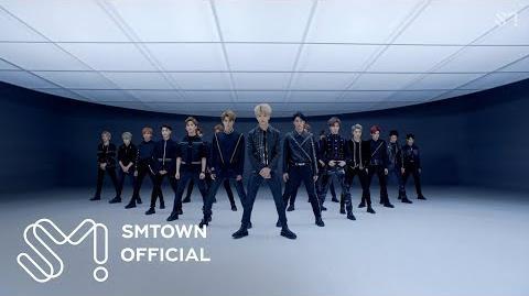 NCT 2018 엔시티 2018 'Black on Black' MV (Performance Ver