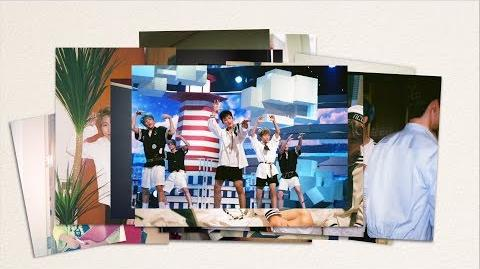 NCT DREAM MY PAGE