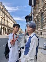 Taeyong Doyoung July 11, 2019 (1)