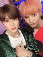 Jaehyun & Taeyong Feb 6, 2019