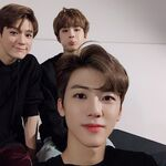Jeno, Jungwoo & Jaemin Dec 25, 2018