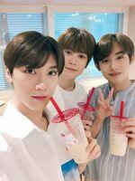 Ten Jaehyun Winwin July 4, 2018 (1)