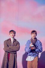Mark & Jisung (Candle Light)