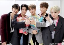 Nct dream jp april 23, 2019