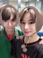 Doyoung & Jungwoo Dec 16, 2018 (2)