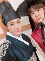 Jeno & Jaemin April 29, 2019