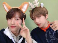 Renjun & Jisung Jan 29, 2019