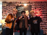 Taeyong jungwoo mark may 17, 2019 (2)
