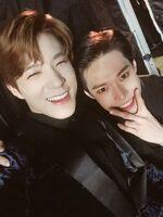 Jeno & Doyoung Dec 28, 2018