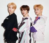Jungwoo Mark Haechan Vivi Magazine (June 2019) 1