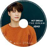 NCT Dream The Dream Jeno CD