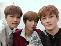 Taeil, Renjun & Mark Jan 21, 2019