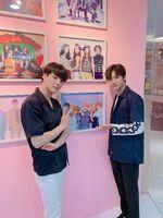 Jeno & Jaemin April 14, 2019 (1)