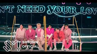 STATION 3 NCT DREAM X HRVY 'Don't Need Your Love' MV