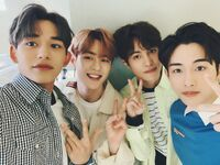 Kun winwin lucas yanyang april 19, 2019 (1)
