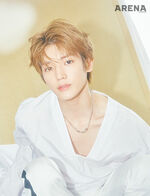 Taeyong (Arena Homme August 2018) 3