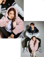 Jaehyun & Chungha (Dazed Korea November 2018) 2