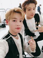 Chenle & Jisung Dec 25, 2018