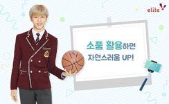 Jisung (Elite School Uniform)