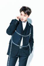 SMTOWN Naver Blog Update - Awaken (Taeil) 2