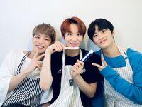 Taeil Jungwoo Mark April 5, 2020 (2)