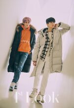 Taeyong Mark 1st Look (Oct 2019) 3