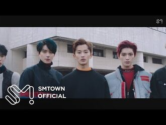 NCT U 엔시티 유 'BOSS' MV Teaser