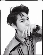 Doyoung (Vogue March 2018 Issue)