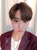 Jisung December 14, 2019 (2)