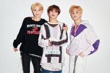 Jungwoo Mark Haechan Vivi Magazine (June 2019) 7