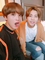 Haechan & Johnny Dec 10, 2018 (2)