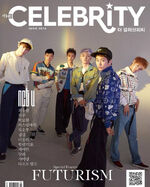 NCT U (The Celebrity June 2016 Issue)