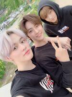 Jaemin Chenle Jisung May 25, 2019