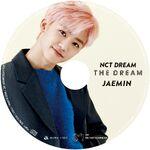 NCT Dream The Dream Jaemin CD