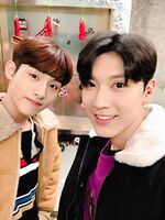 Winwin & Ten Dec 8, 2018 (2)