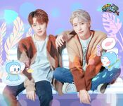 Chenle & Renjun (OYF Hot Spring World) 7