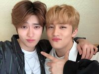 Jaehyun & Mark Mar 19, 2019 (3)