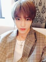 Taeyong June 3, 2018