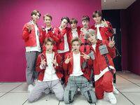NCT 127 Dec 8, 2018