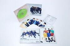 NCT Dream The Dream mini album + photobook