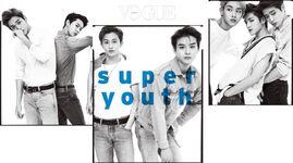 NCT U 2 (Vogue March 2018 Issue)