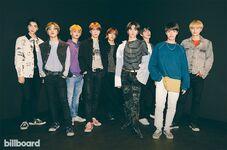 NCT 127 (Billboard 2019)