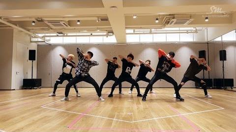 NCT 127 소방차 (Fire Truck) Dance Practice ver.