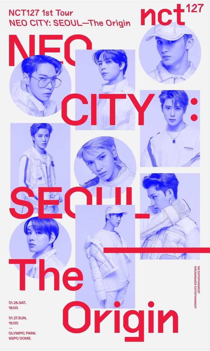 NCT 127 1st Tour: NEO CITY - The Origin | NCT Wiki | FANDOM powered