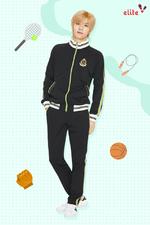 Yuta (Elite School Uniform)